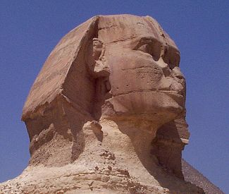 Image result for great sphinx of giza
