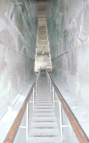 The Restoration Of The Great Pyramid Of Khufu