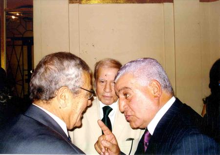 Ahmad Abdel Raouf Net Worth