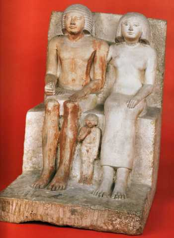 sculpture of the old kingdom of The use of relief sculpture to adorn the walls of the temples evolved during the old kingdom at first, in the time of snofru the end of the old kingdom.